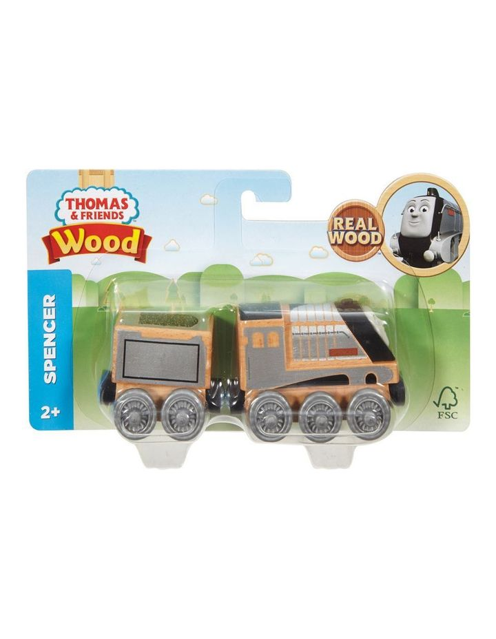 Wooden Railway Spencer image 1