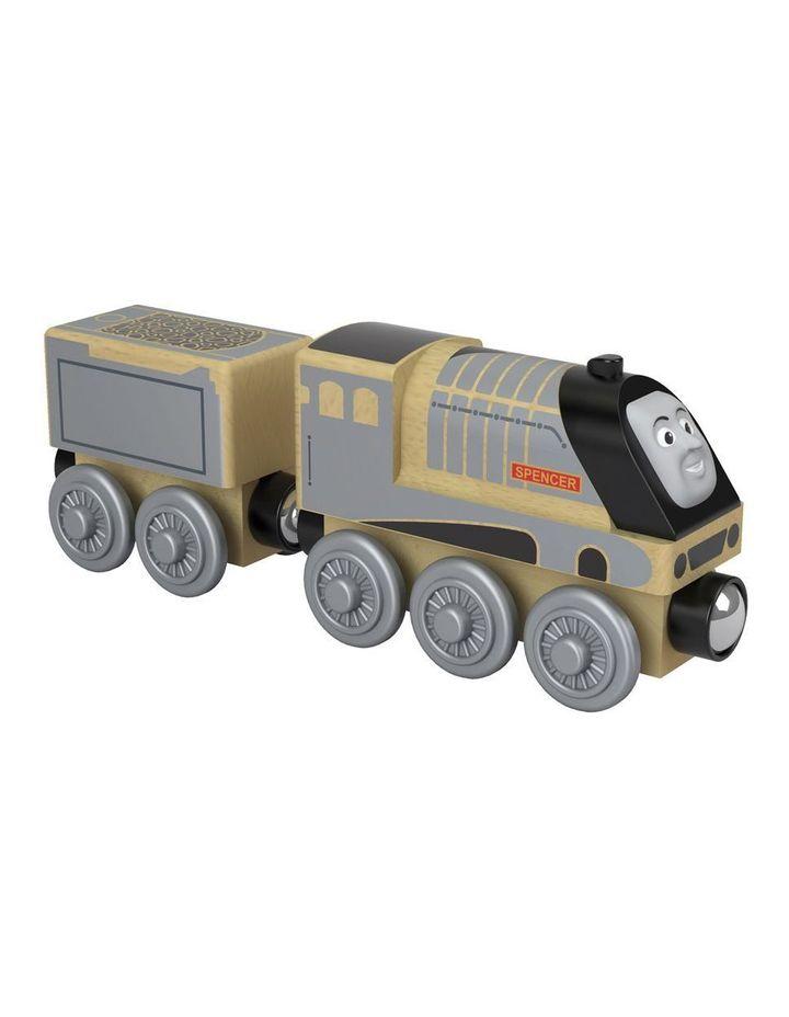 Wooden Railway Spencer image 2