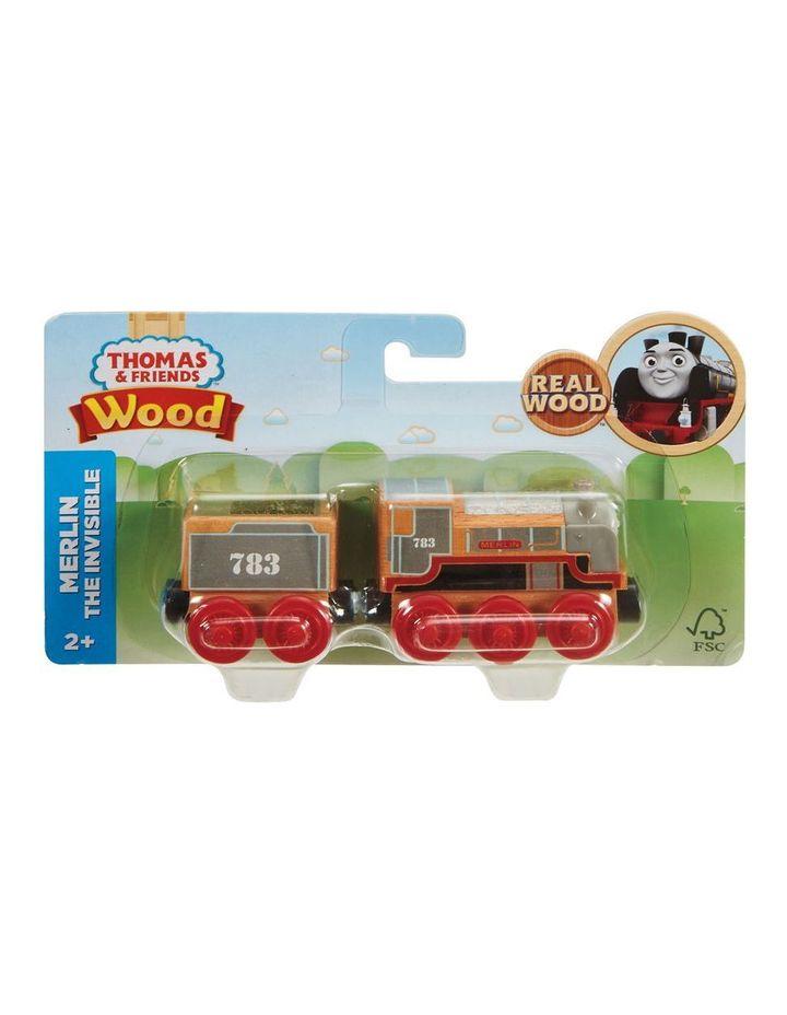 Wooden Railway Merlin image 1