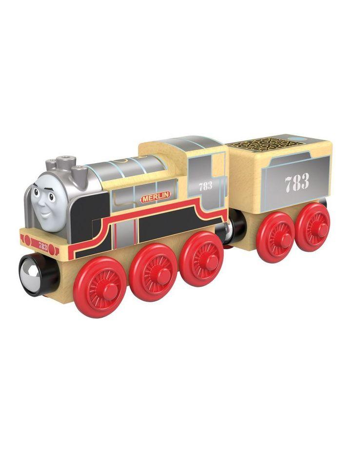 Wooden Railway Merlin image 2