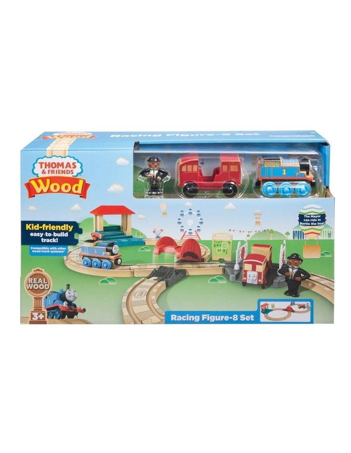 Wooden Railway Figure 8 Set image 2