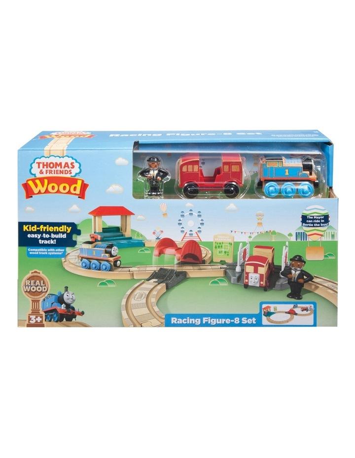 Wooden Railway Figure 8 Set image 1