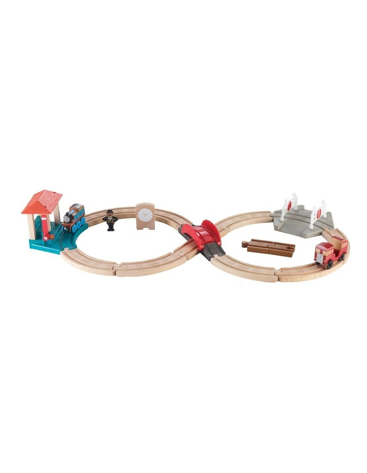 Wooden Railway Figure 8 Set image 3