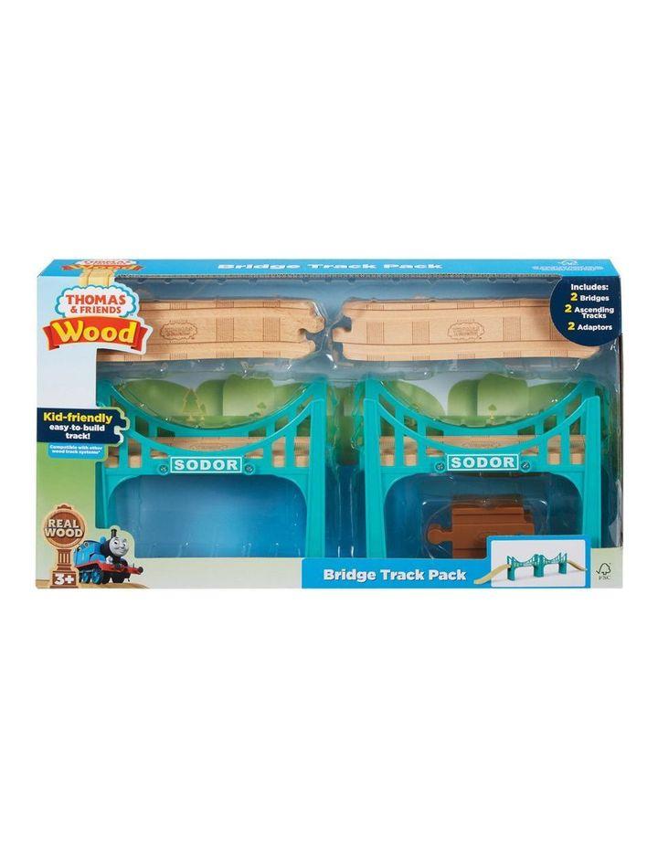 Thomas & Friends Wood Toy Train Sets image 1