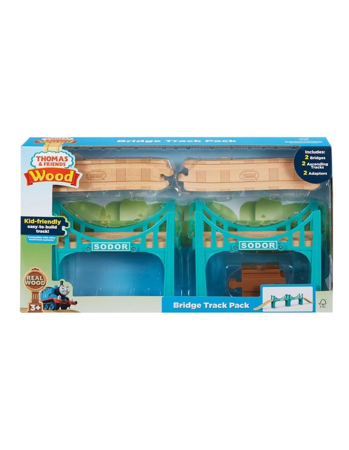 Thomas & Friends Wood Toy Train Sets image 2