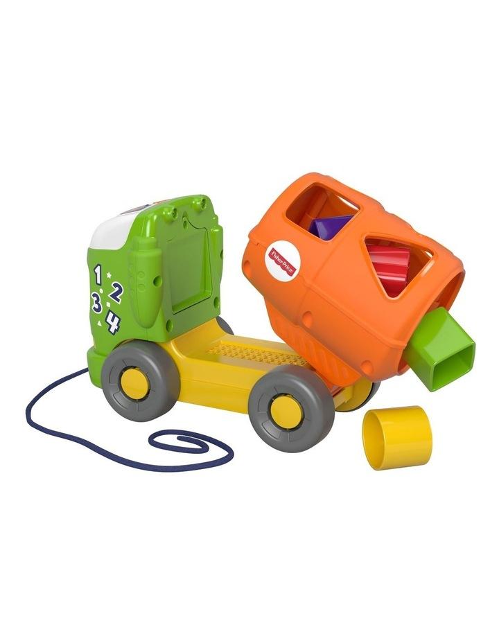 Shape Sorter Truck image 3