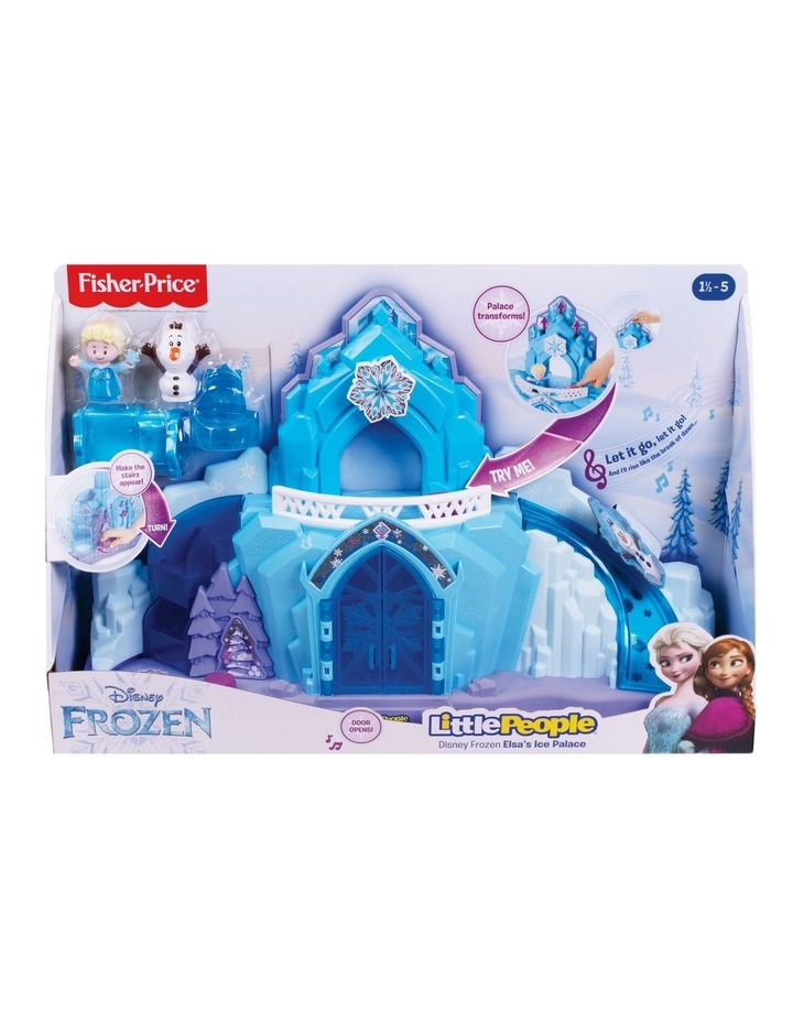 Little People Elsa's Ice Palace image 1