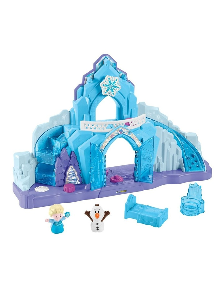 Little People Elsa's Ice Palace image 2