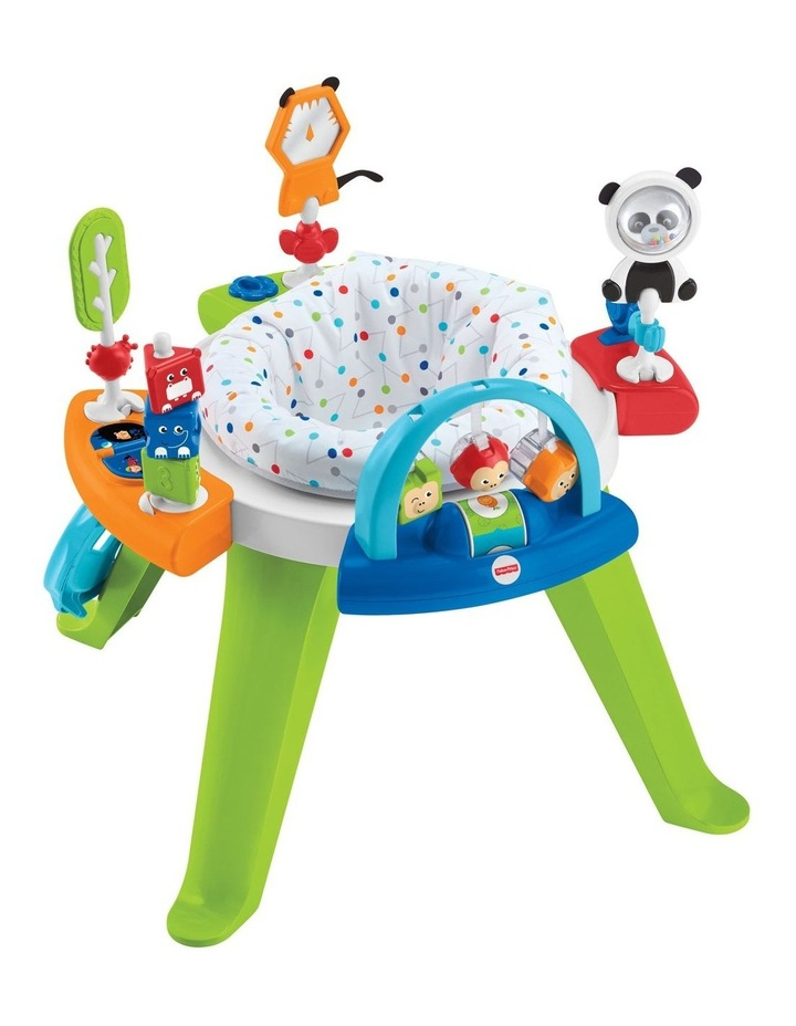 3-in-1 Spin & Sort Activity Center image 2