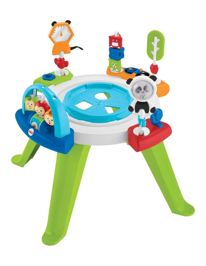 3-in-1 Spin & Sort Activity Center image 3