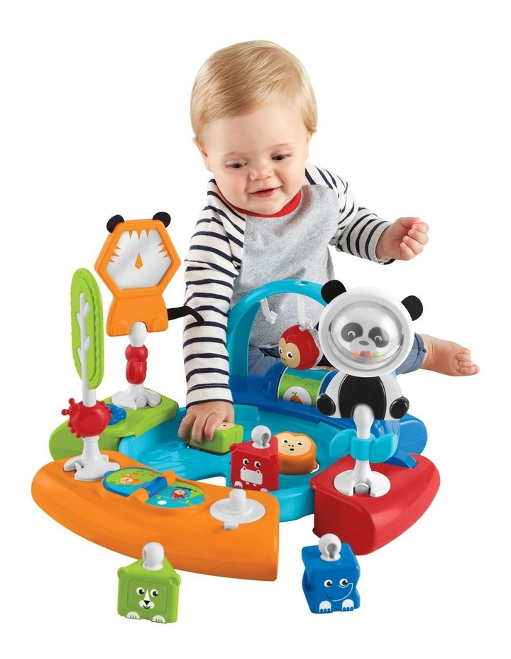 3-in-1 Spin & Sort Activity Center image 4