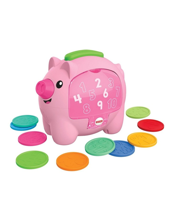 Count & Rumble Piggy Bank image 3