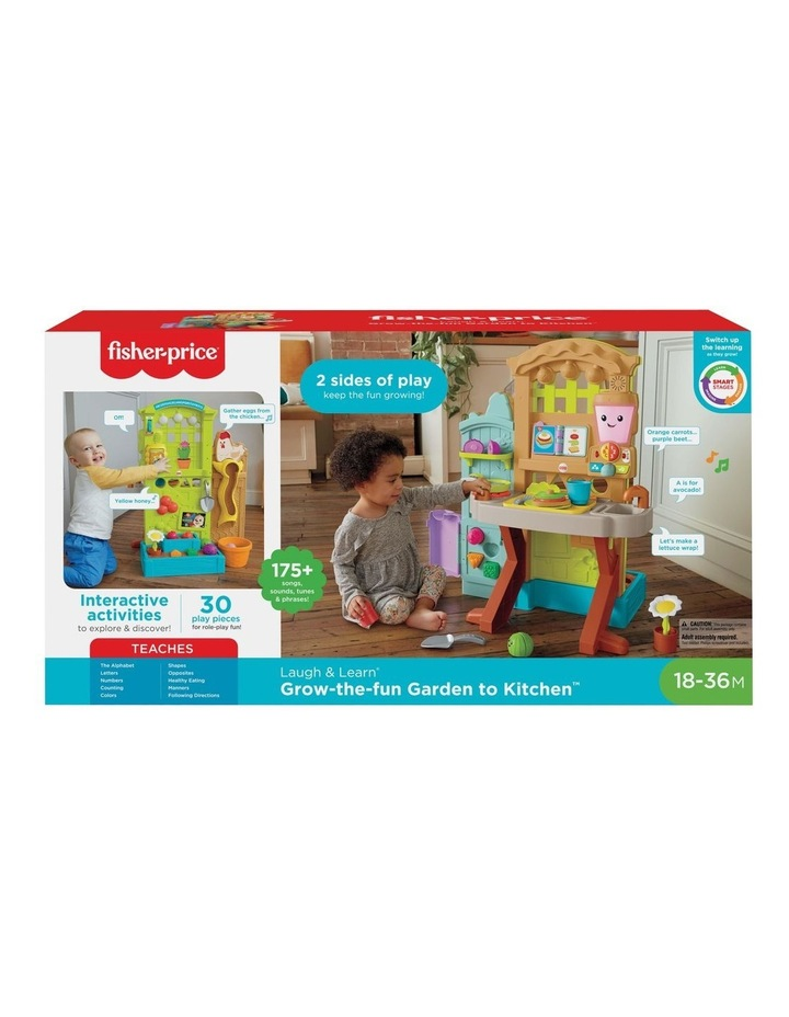 Laugh & Learn Grow-the-Fun Garden to Kitchen image 1
