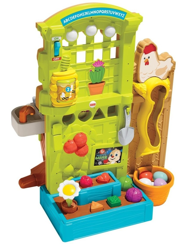 Laugh & Learn Grow-the-Fun Garden to Kitchen image 2