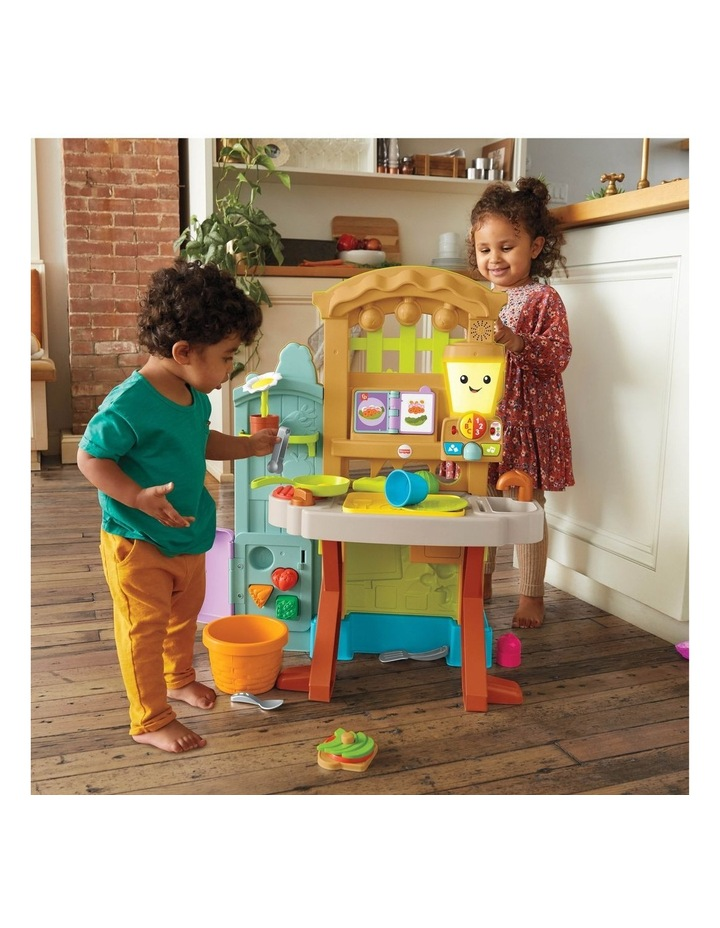 Laugh & Learn Grow-the-Fun Garden to Kitchen image 4