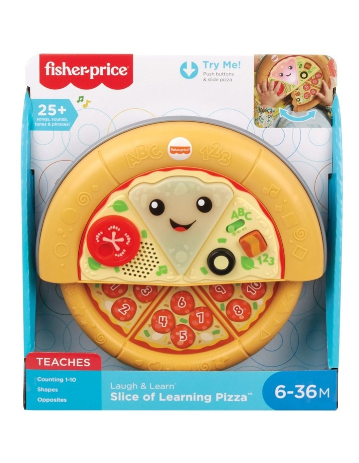 Laugh and Learn Slice of Learning Pizza image 1
