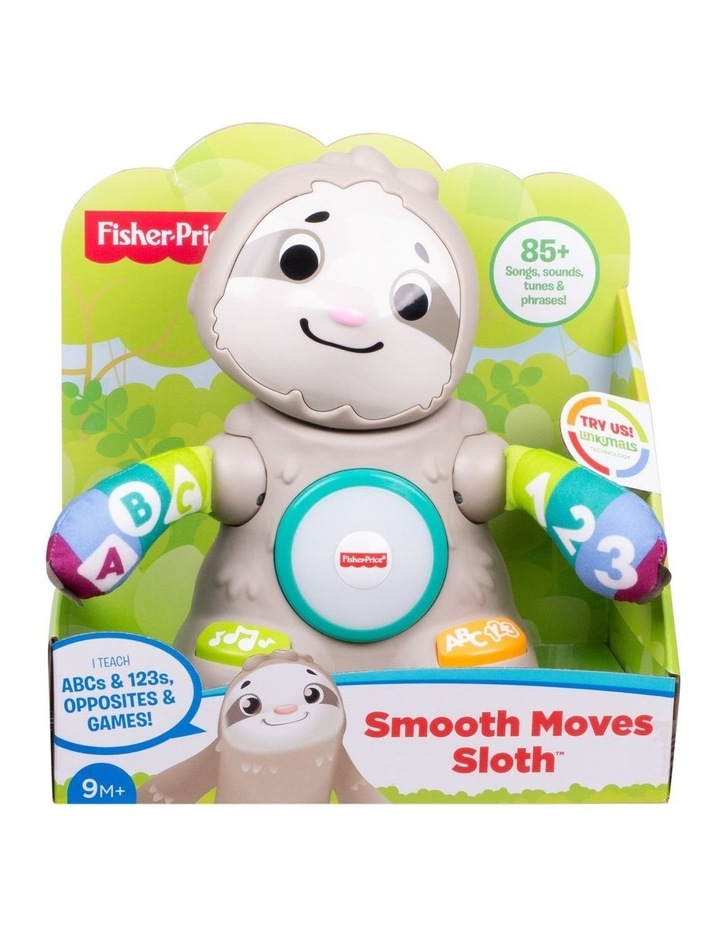 Fisher-Price Linkimals Smooth Moves Sloth image 1