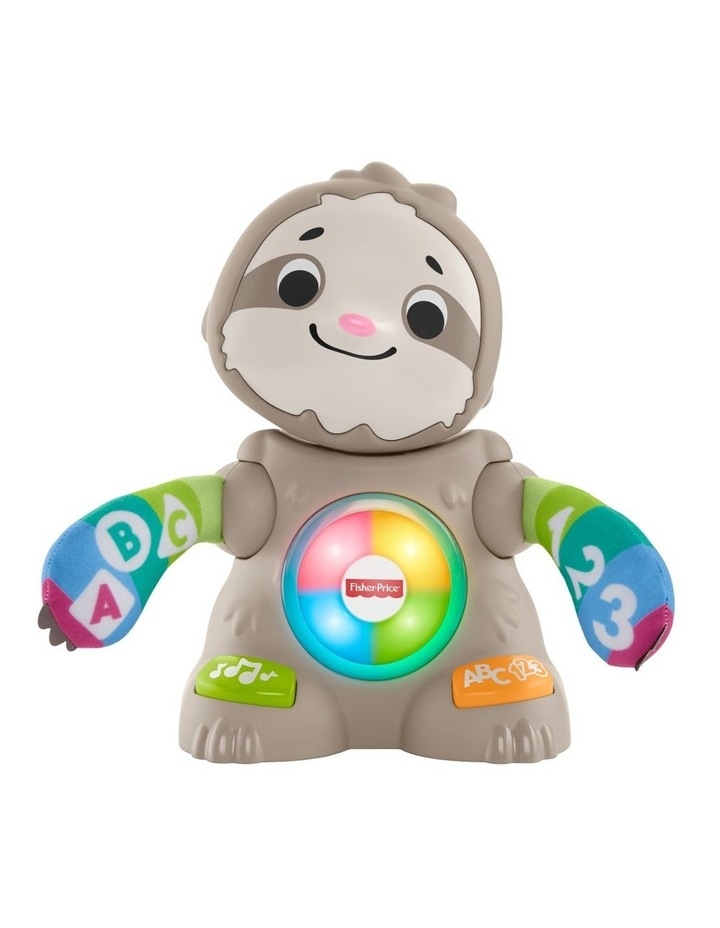 Fisher-Price Linkimals Smooth Moves Sloth image 2