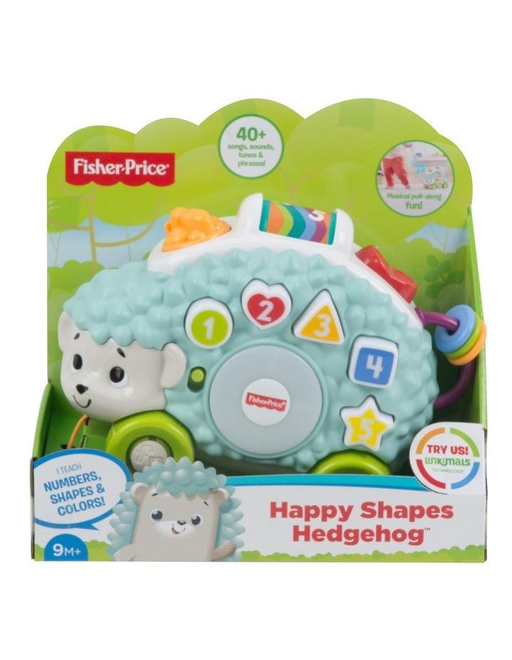 Fisher-Price Linkimals Happy Shapes Hedgehog image 1