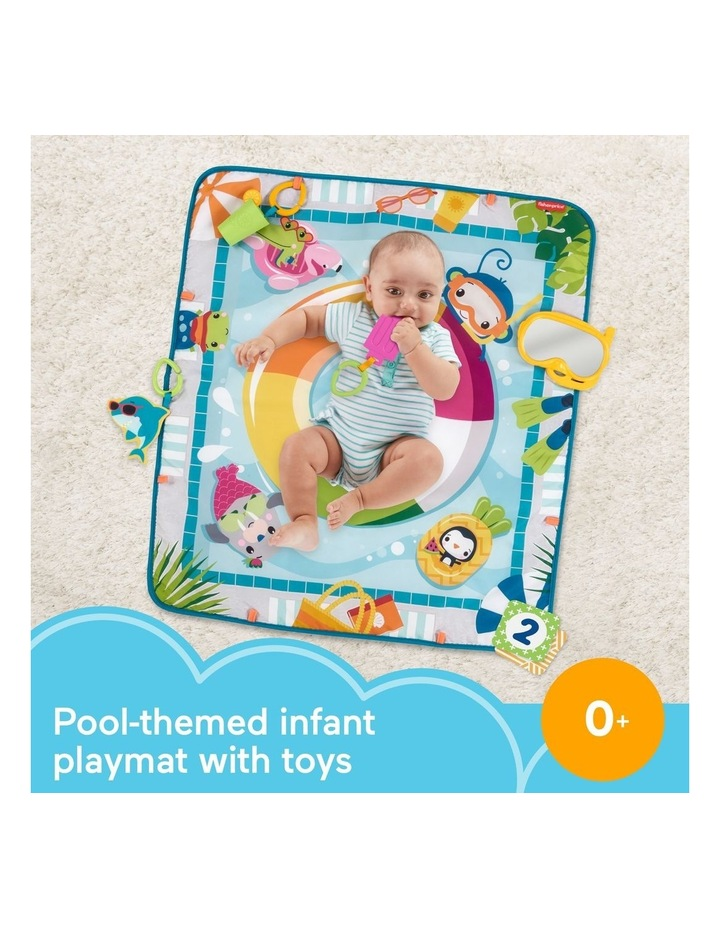 Fisher-Price Dive Right In Activity Mat image 4