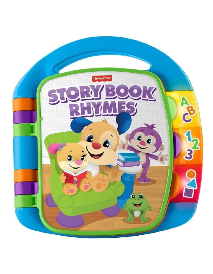 Laugh & Learn Storybook Rhymes Book image 1