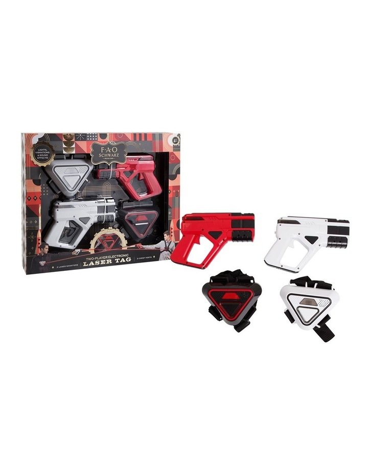 Toy Laser Tag  Game 2 Player image 2