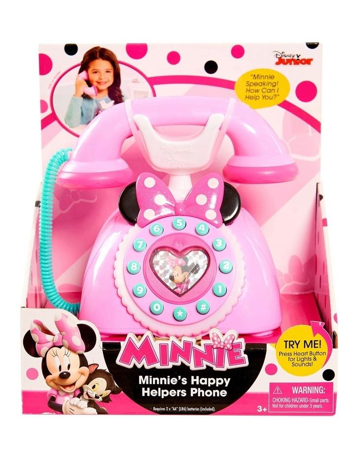 Minnie Happy Helpers Rotary Phone image 2