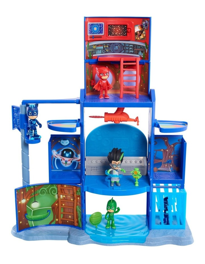 PJ Masks Transformation HQ Playset image 1