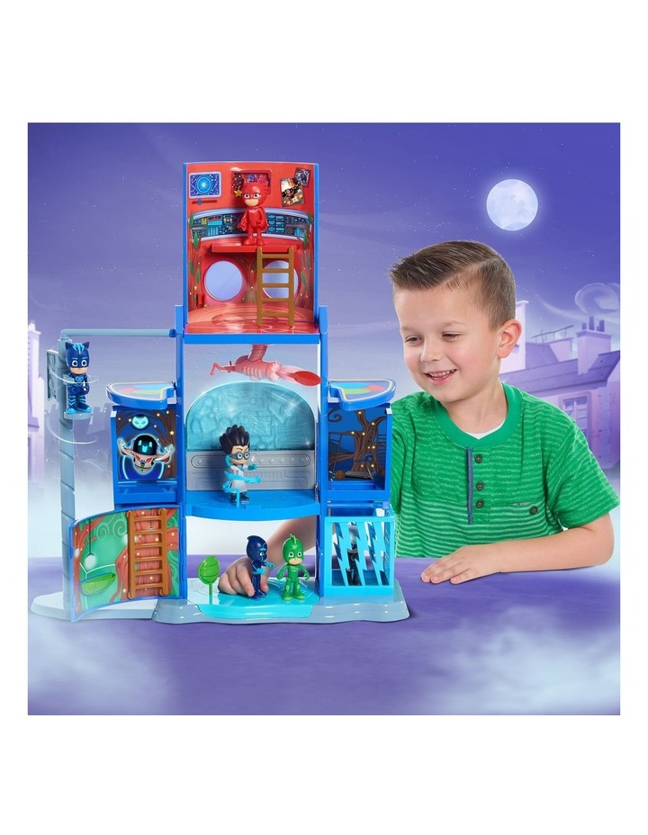 PJ Masks Transformation HQ Playset image 4