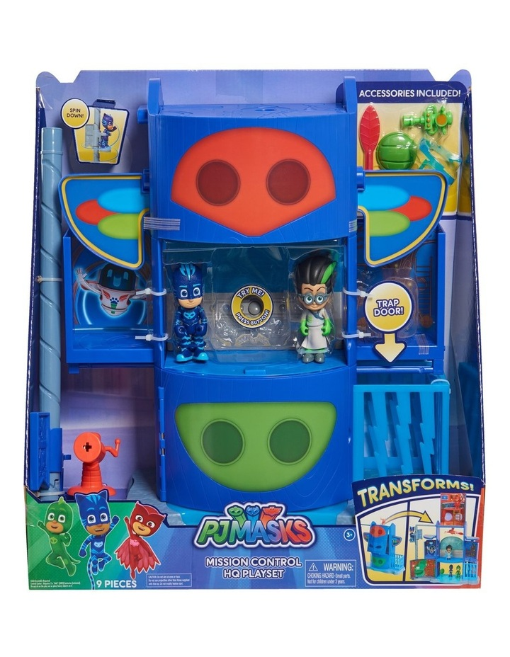 PJ Masks Transformation HQ Playset image 5
