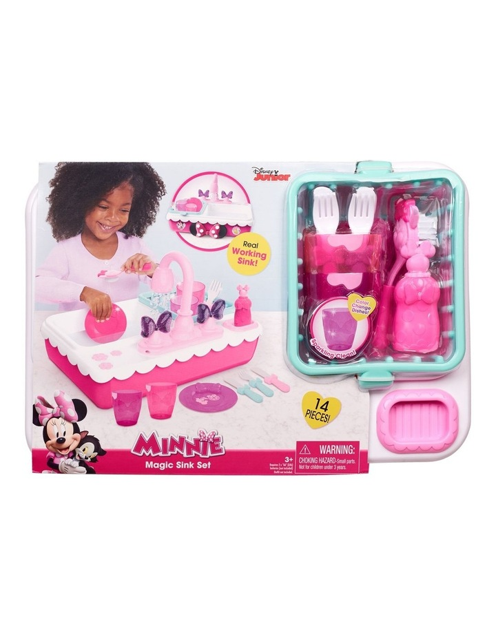 Minnie Happy Helpers Magic Sink Set image 1