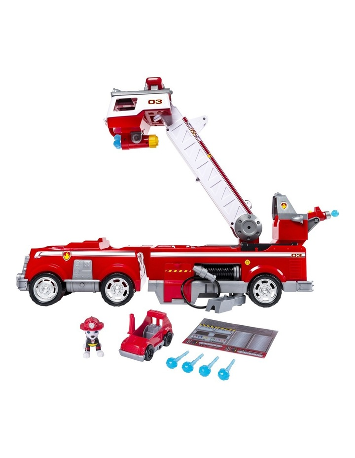 Ultimate Rescue Fire Truck Playset image 3
