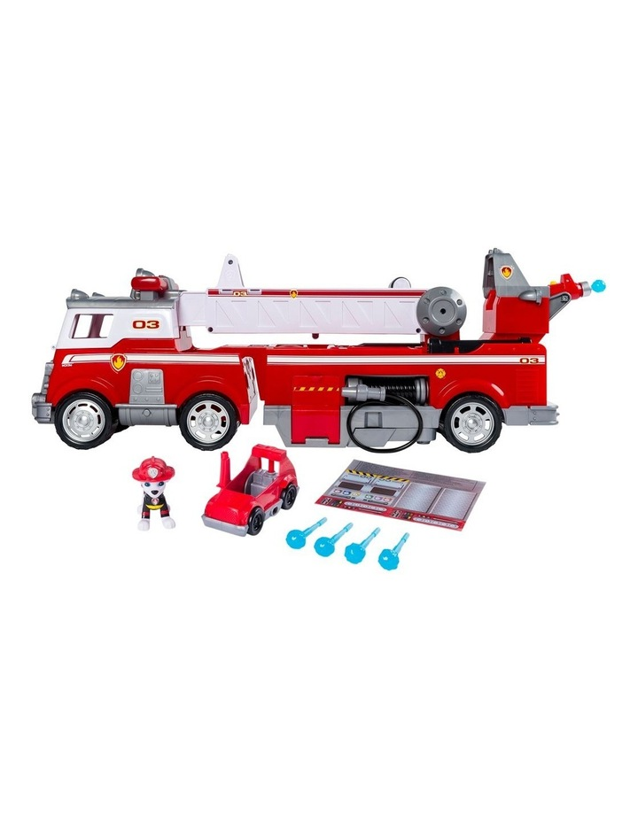 Ultimate Rescue Fire Truck Playset image 4
