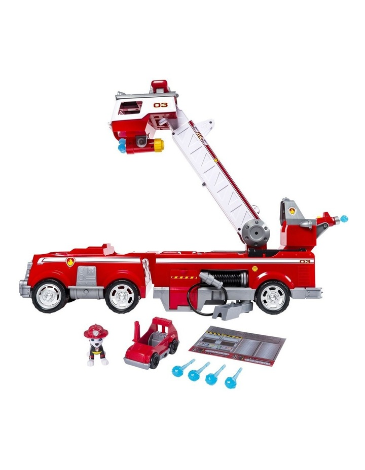 Ultimate Rescue Fire Truck Playset image 5