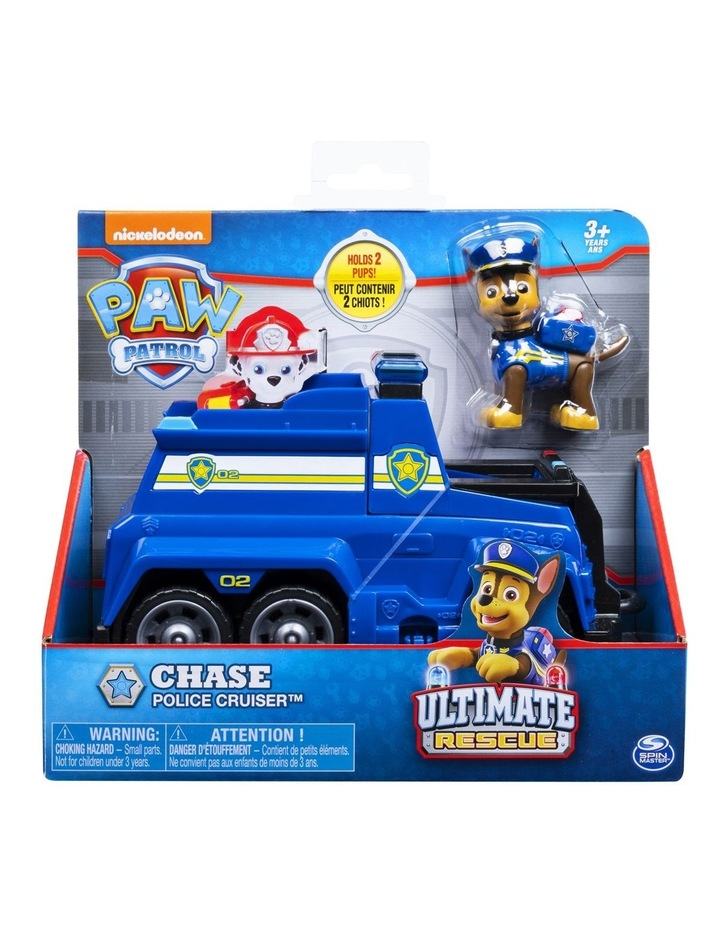 Paw Patrol Ultimate Rescue Themed Vehicles Assortment image 12