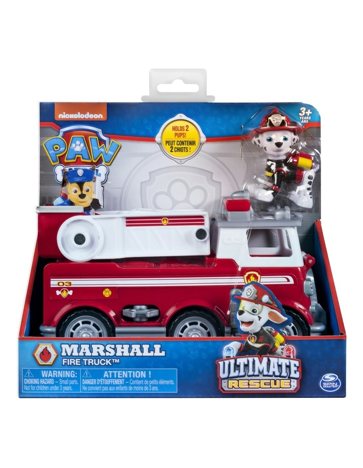Paw Patrol Ultimate Rescue Themed Vehicles Assortment image 13
