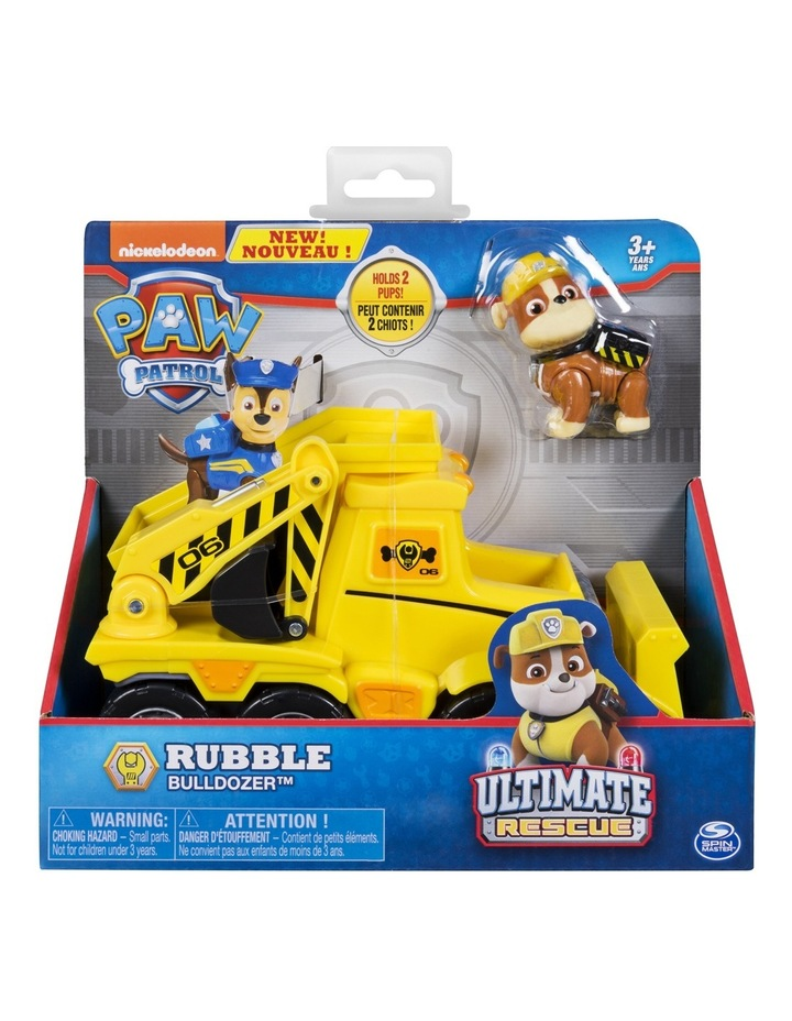 Paw Patrol Ultimate Rescue Themed Vehicles Assortment image 14