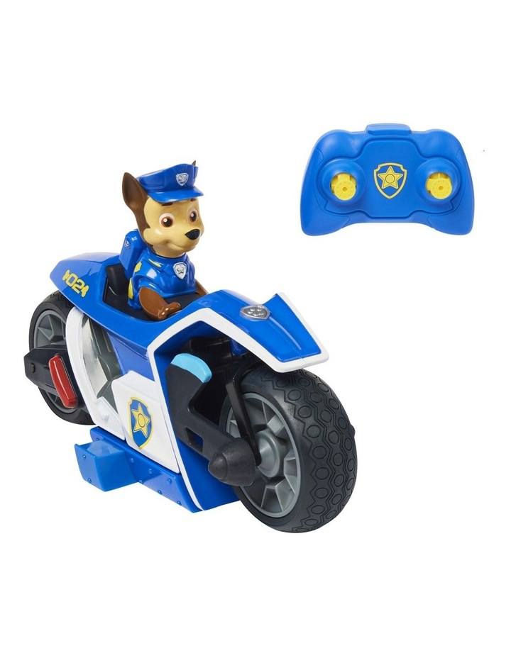 Movie Chase RC Motorcycle image 1