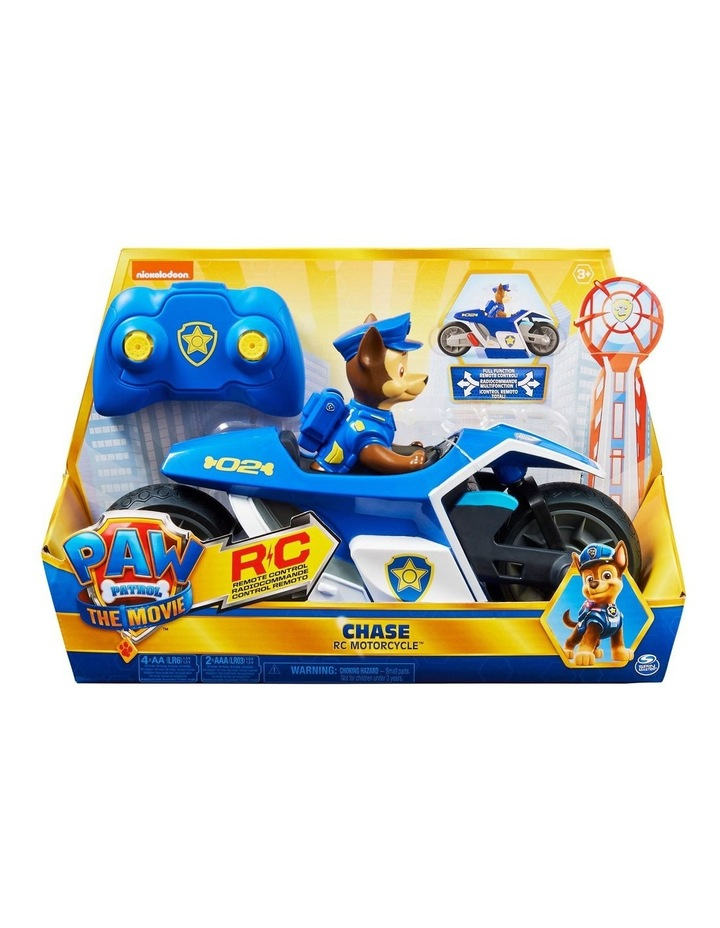 Movie Chase RC Motorcycle image 2