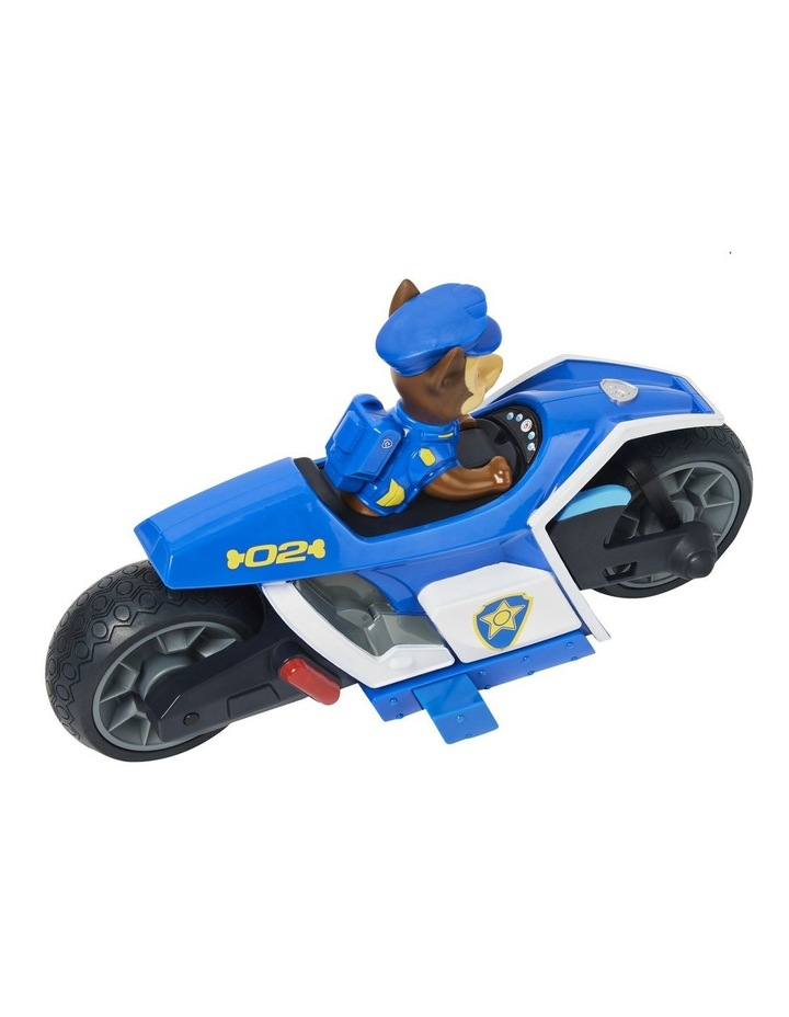 Movie Chase RC Motorcycle image 4