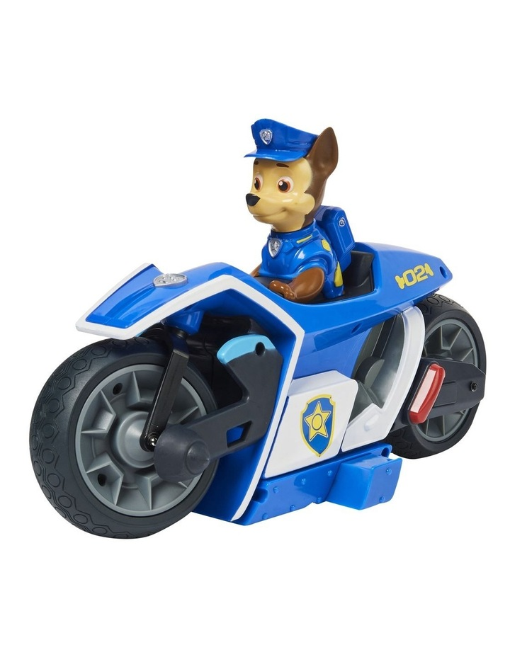 Movie Chase RC Motorcycle image 5