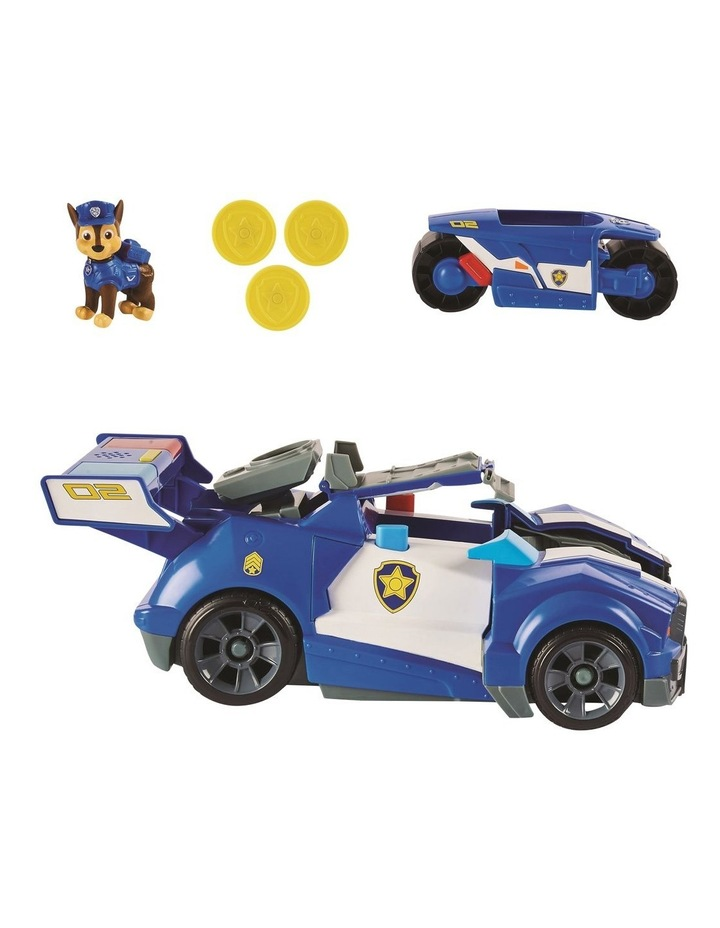 Movie Chase's Transforming Vehicle image 1