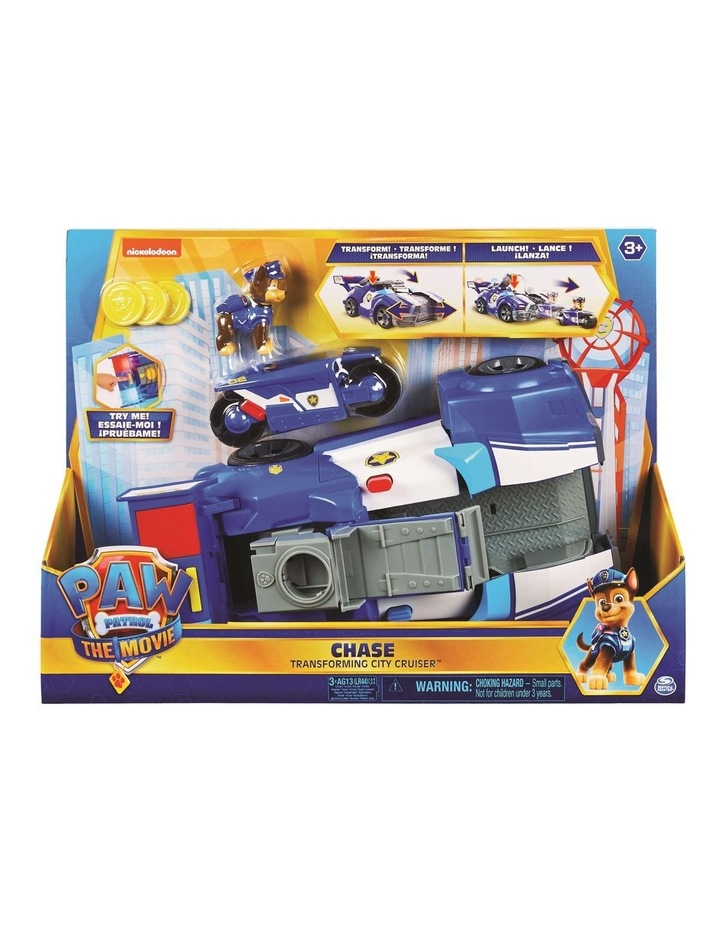 Movie Chase's Transforming Vehicle image 4