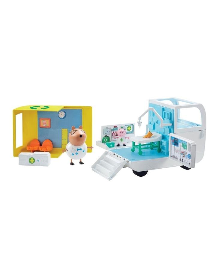 Peppa Pig Medical Centre Playset image 2