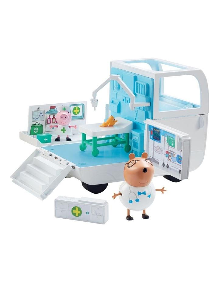 Peppa Pig Medical Centre Playset image 3