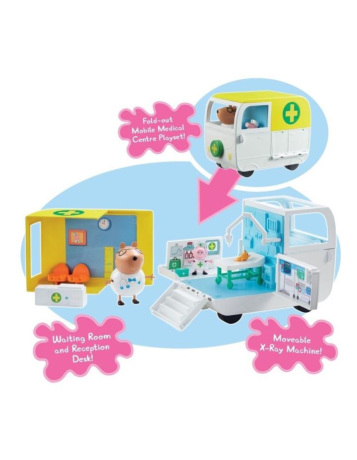 Peppa Pig Medical Centre Playset image 5