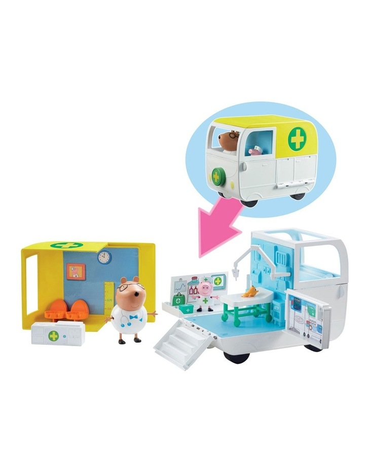 Peppa Pig Medical Centre Playset image 6