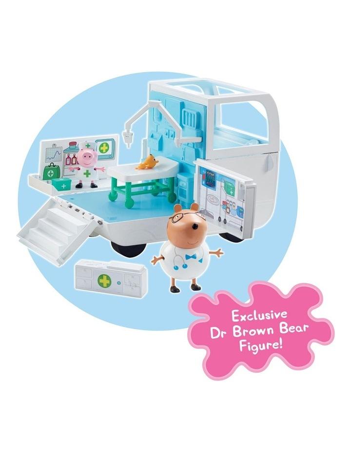 Peppa Pig Medical Centre Playset image 7