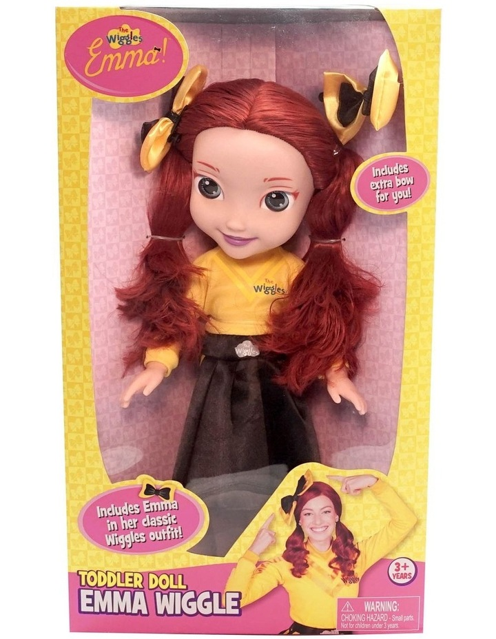 15inch Emma Doll with Bow for You Asst image 1