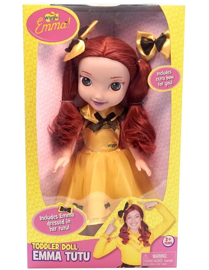 15inch Emma Doll with Bow for You Asst image 2
